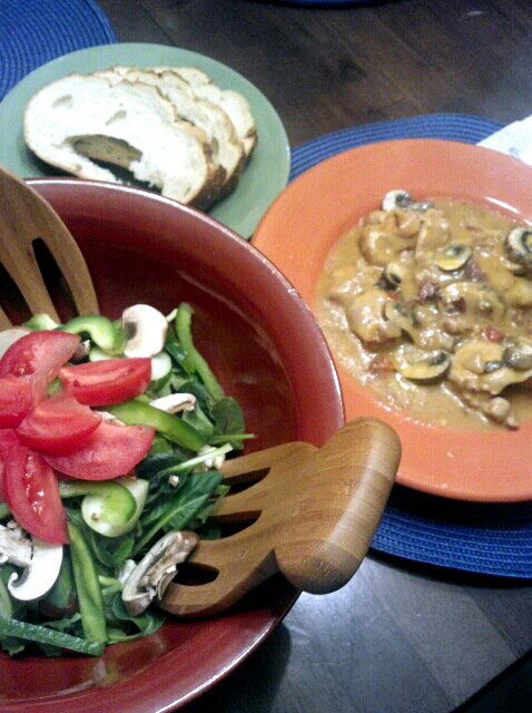Salad & Stew