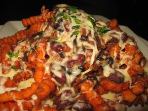Chili Cheese Fries 2