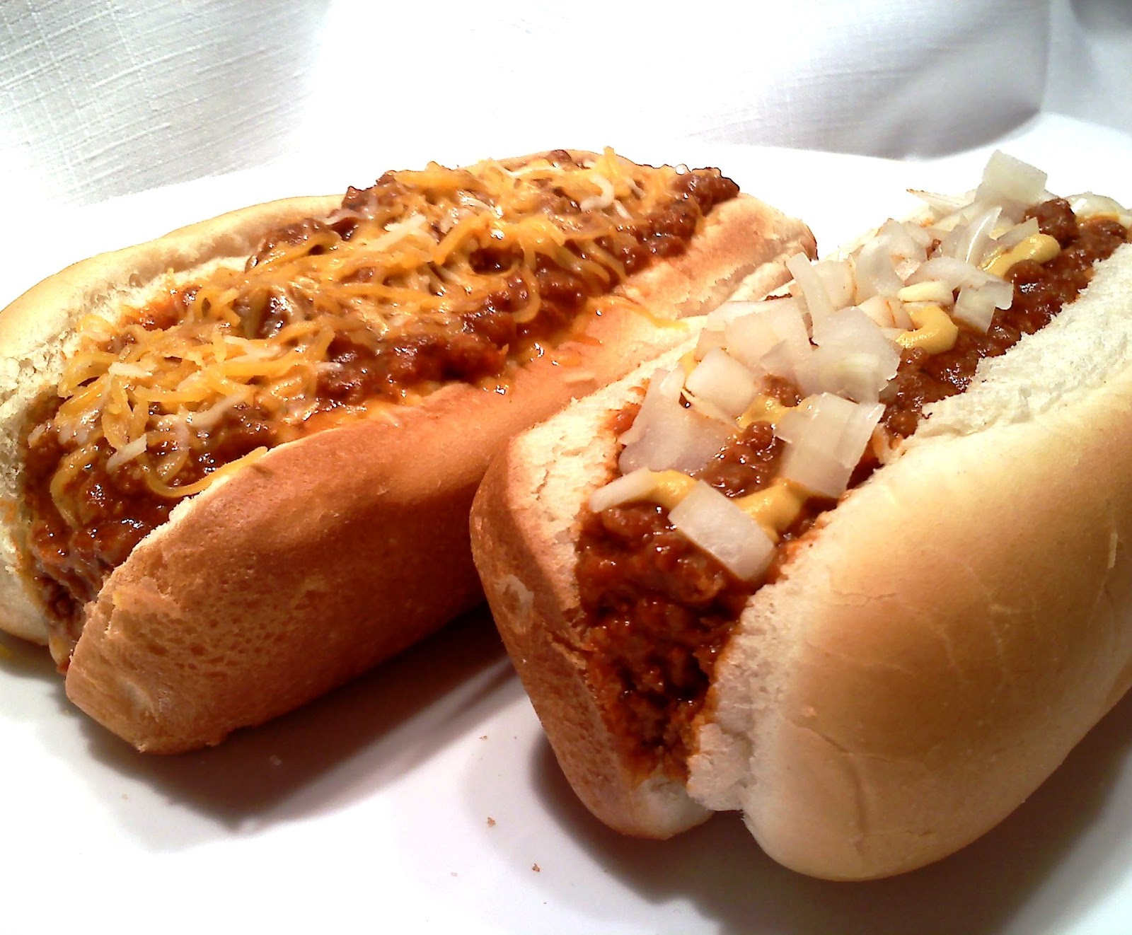 ... good chili dog and if you already have the chili man this is one
