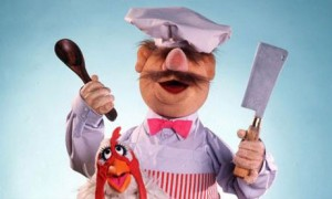 Muppet Chef