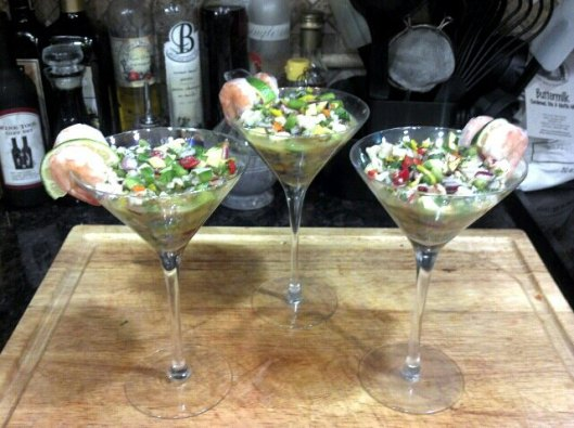 Scallop & Lobster Ceviche