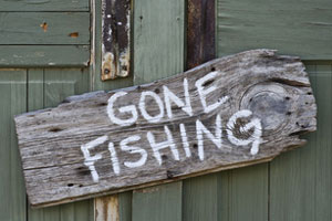 GoneFishingSign