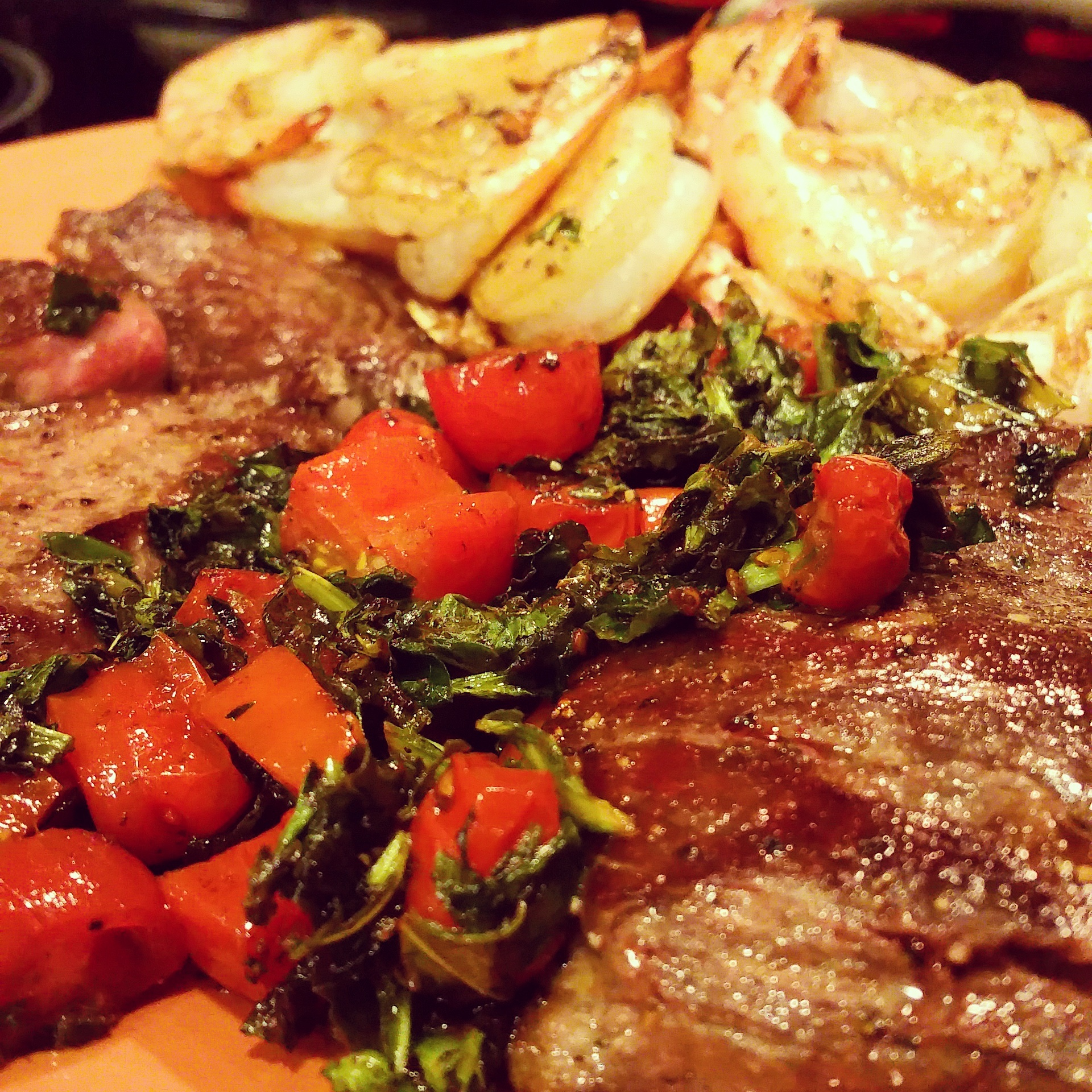 Something Magical | Herbed Veal Chops on the Grill | The ...