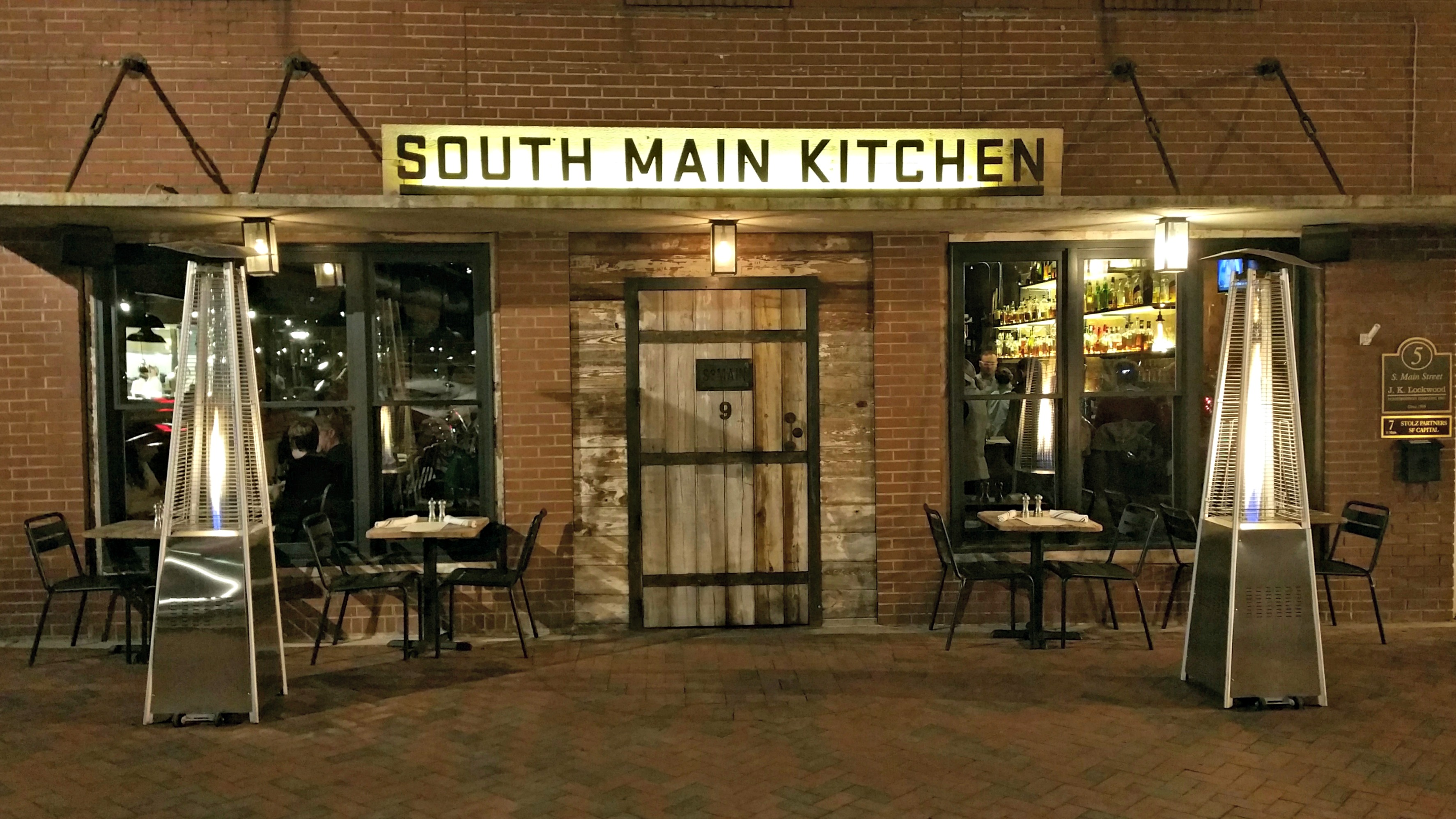 The True Artistry of Food | South Main Kitchen | The Front Porch ...