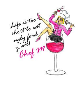 Chef M Logo5