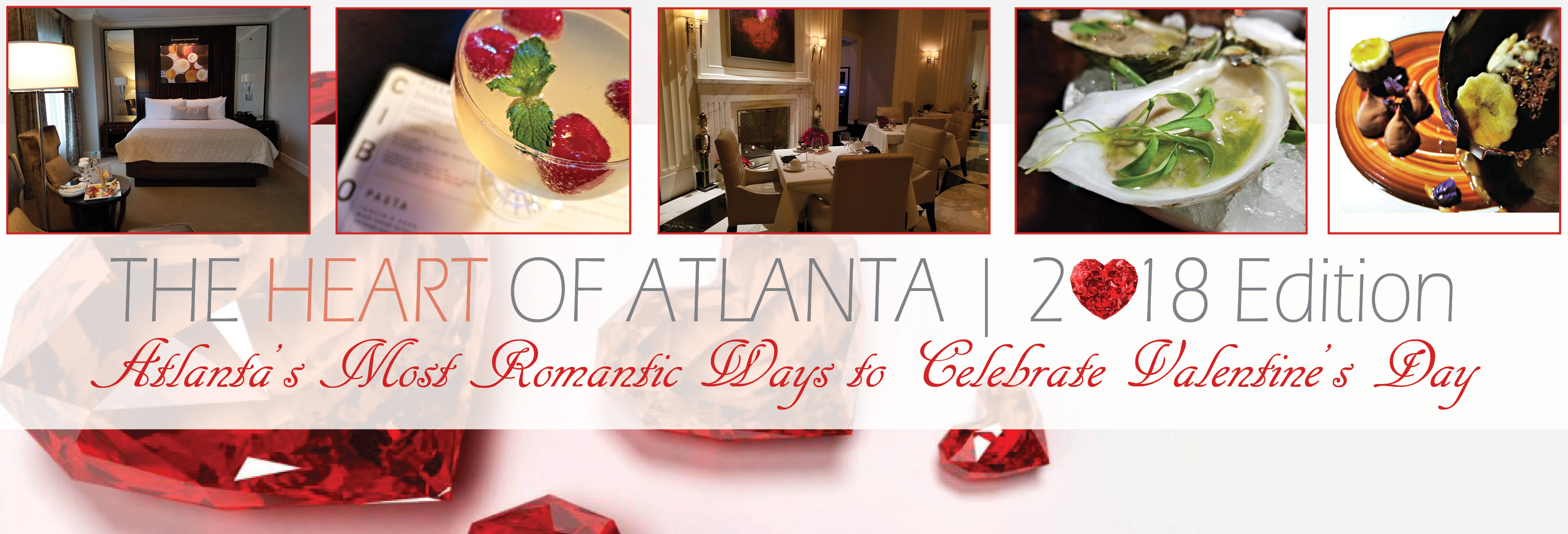 Be My VALENTINE Atlanta! | The Front Porch Gourmet